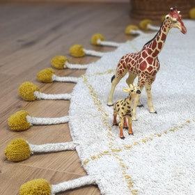 Yellow Tanvi Rug