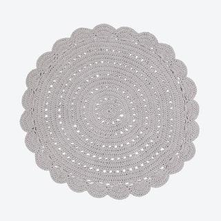 Light Grey Alma Rug