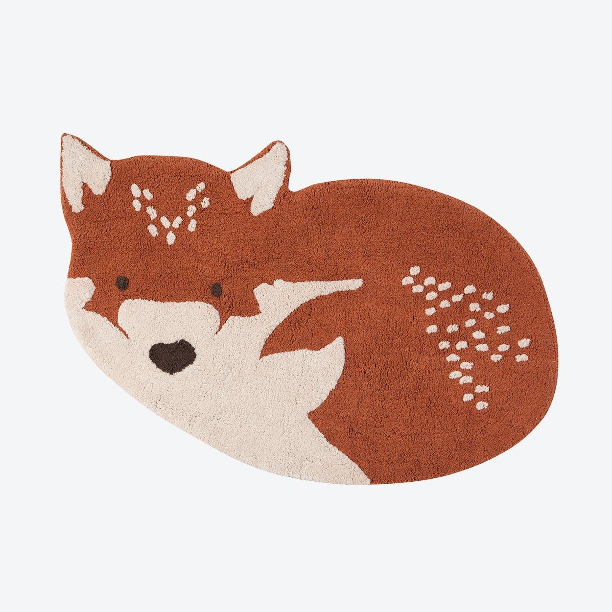 Little Wolf Rug