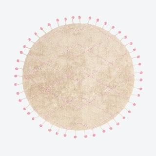 Pink Tanvi Rug