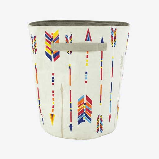 Arrow Storage Basket