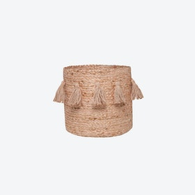 Nude Farha Storage Basket