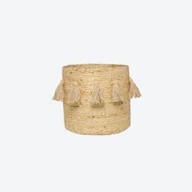 Natural Farha Storage Basket
