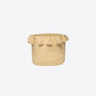 Natural Lennon Storage Basket