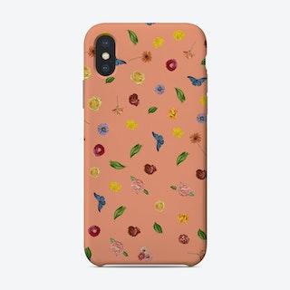 Botanical Pink Phone Case