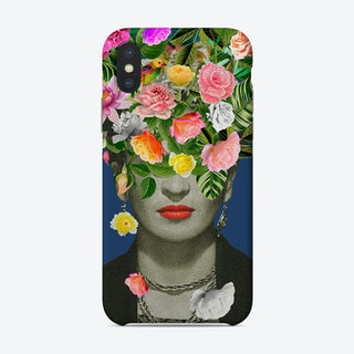 Frida Floral Phone Case