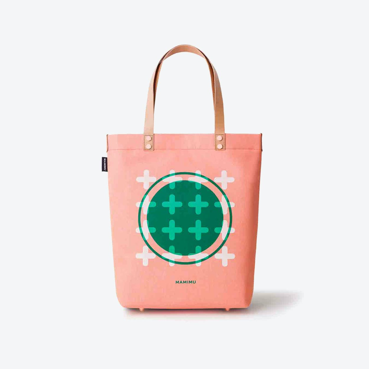 City Tote Laptop Bag: London