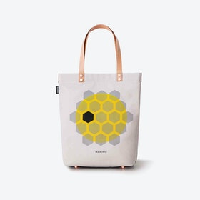 City Tote Laptop Bag: New York