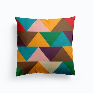 Kilim Chevron  Cushion