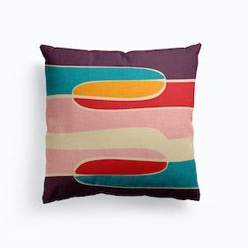 Wondering Waves  Cushion