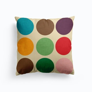 Giant Dots  Cushion