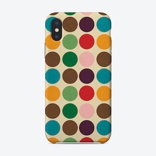 Giant Dots  Phone Case