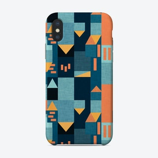 B Klee Yellow  Phone Case