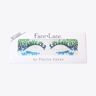 Dovechild Festival Face Lace Sea