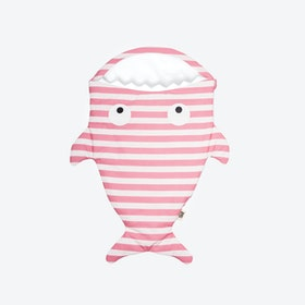 Mini Pink Shark Sleeping Bag