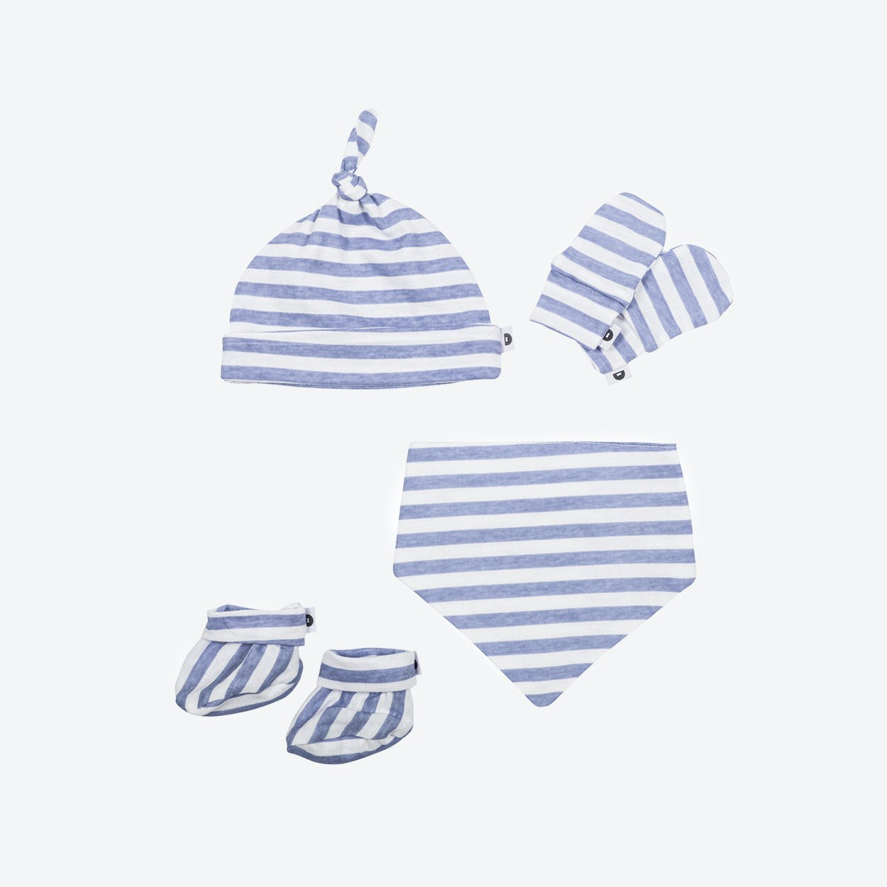 Newborn Pack - Blue Stripes