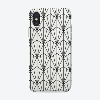 Art Deco In Black And White Phone Case