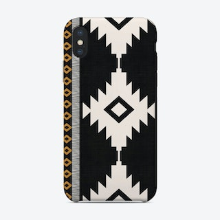 Pueblo In Sienna Phone Case
