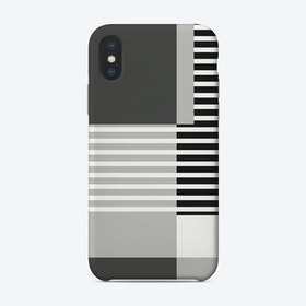 Marfa In Black And White Phone Case