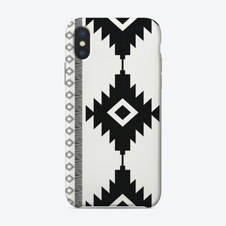 Pueblo In Pink Phone Case