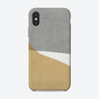 Gold Land Phone Case