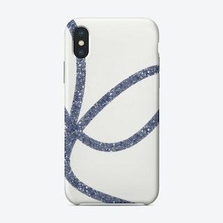 Blue Ribbon Phone Case