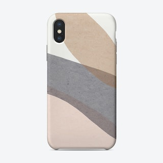 Abstract Flow Phone Case