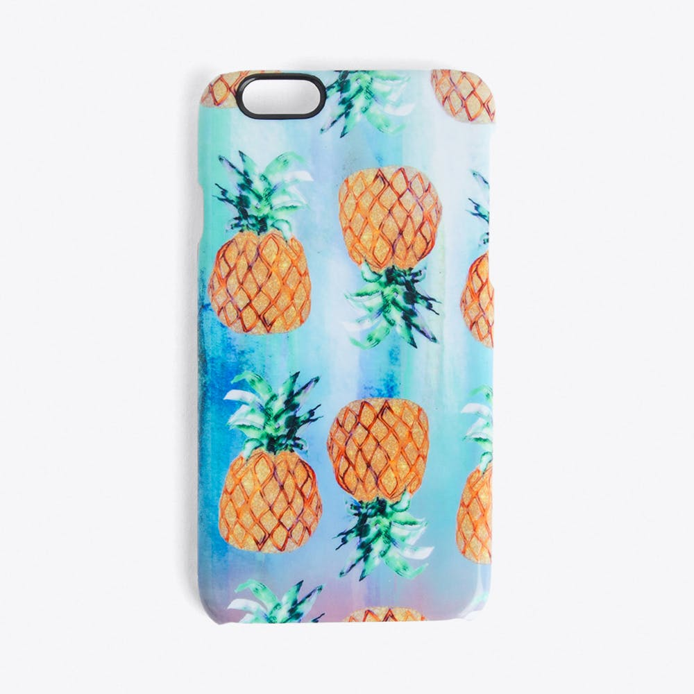Pineapple Beach Phone Cover