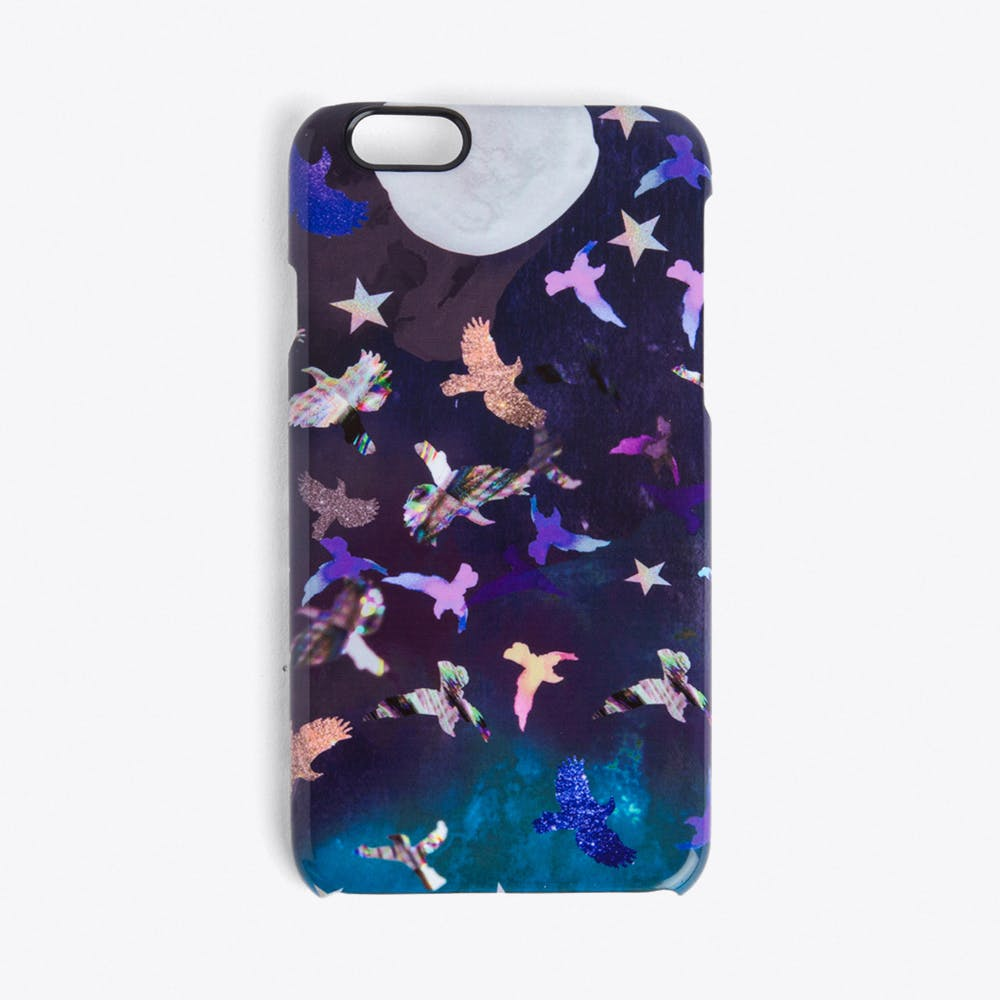 Midnight Birds Phone Cover