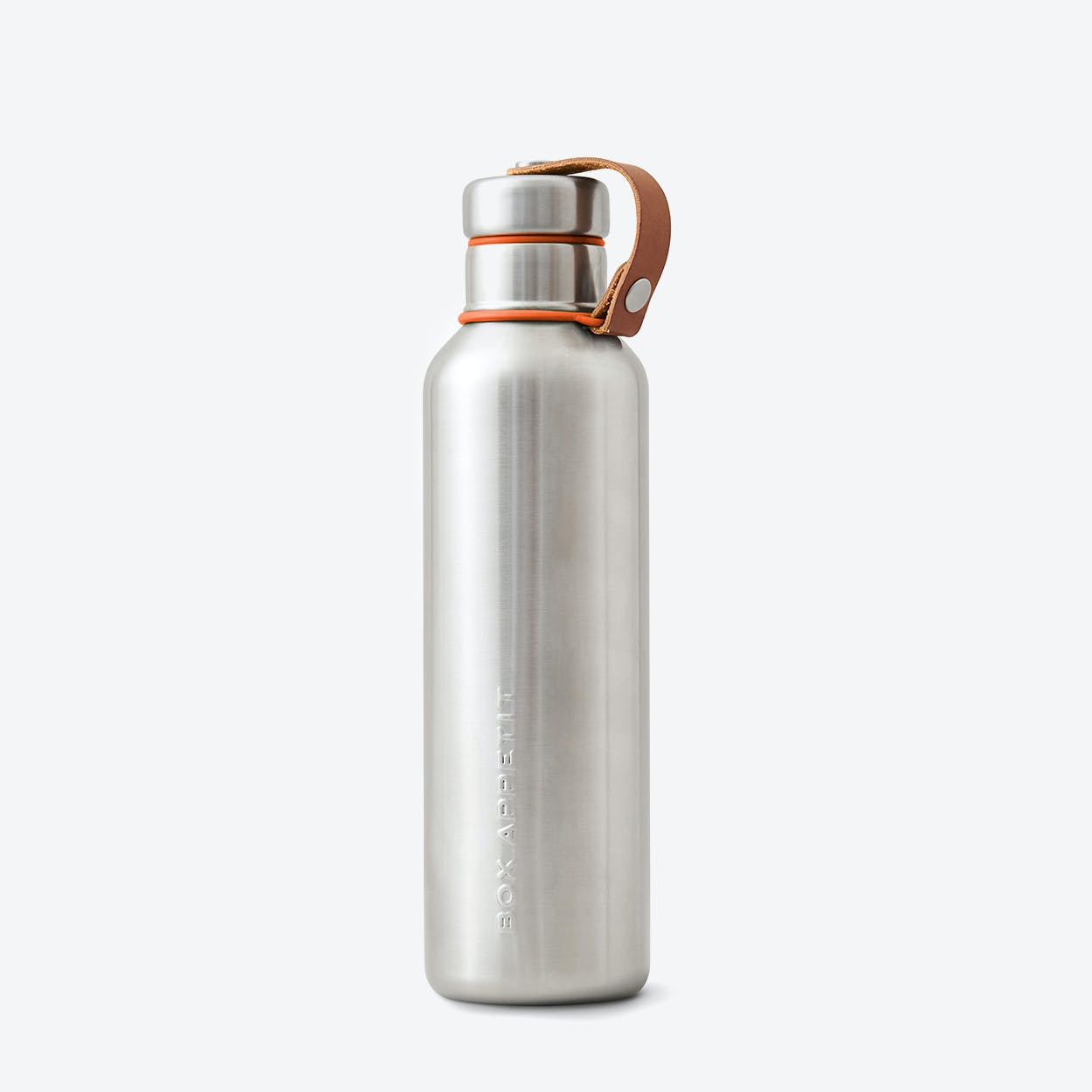 Large Insulated Water Bottle - Orange