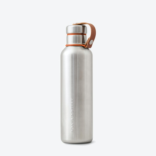 Large Insulated Water Bottle - Orange