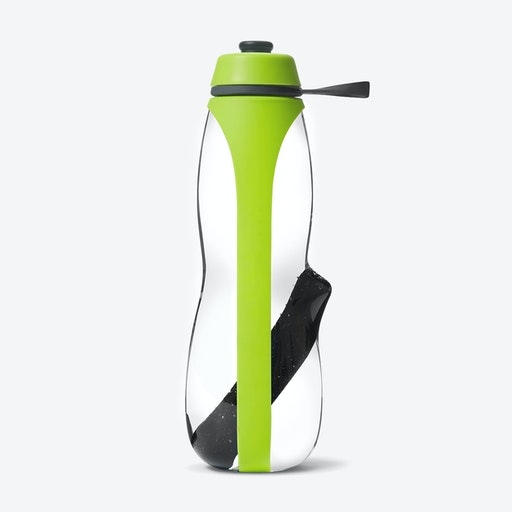 Eau Good Duo Water Bottle - Lime
