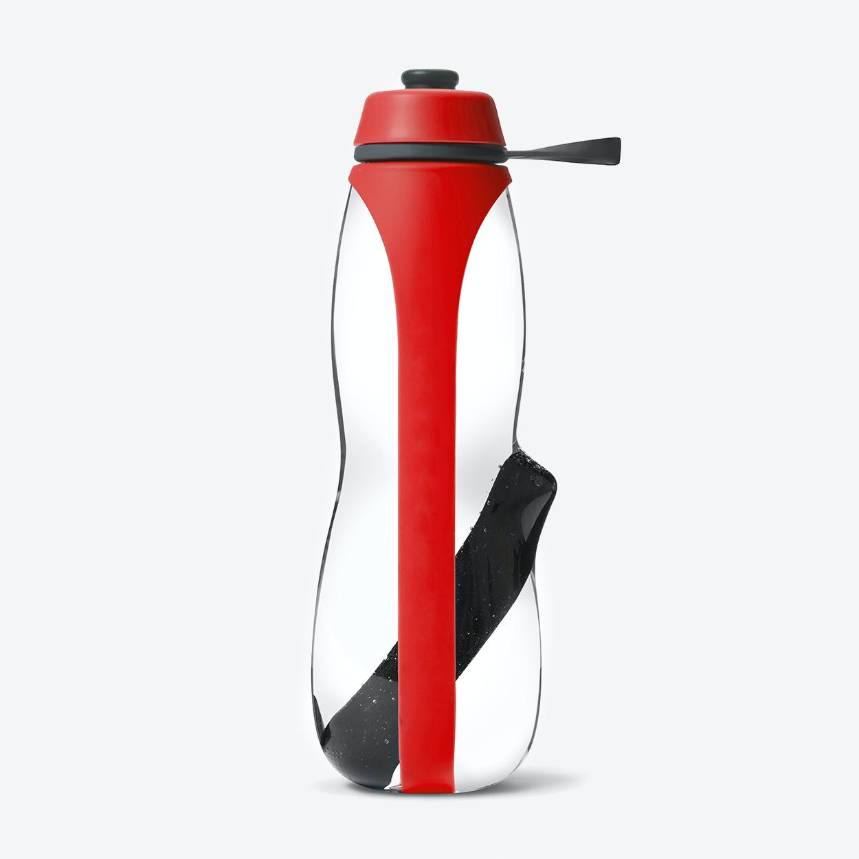 Eau Good Duo Water Bottle - Red