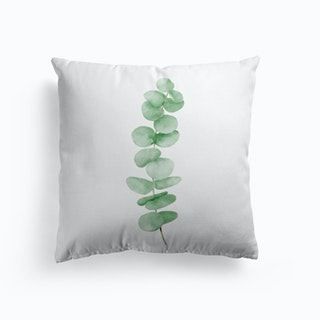 Eucalyptus Leaves Cushion