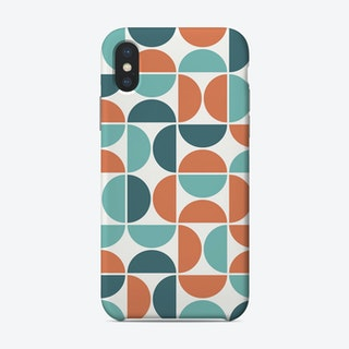 Scandinavian Geometric Phone Case