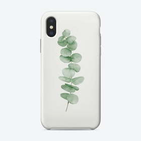Eucalyptus Leaves Phone Case