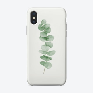 Eucalyptus Leaves Phone Case