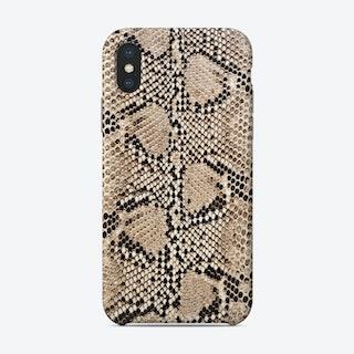 Snake Skin Phone Case
