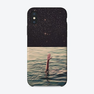 Drowned In Space Phone Case