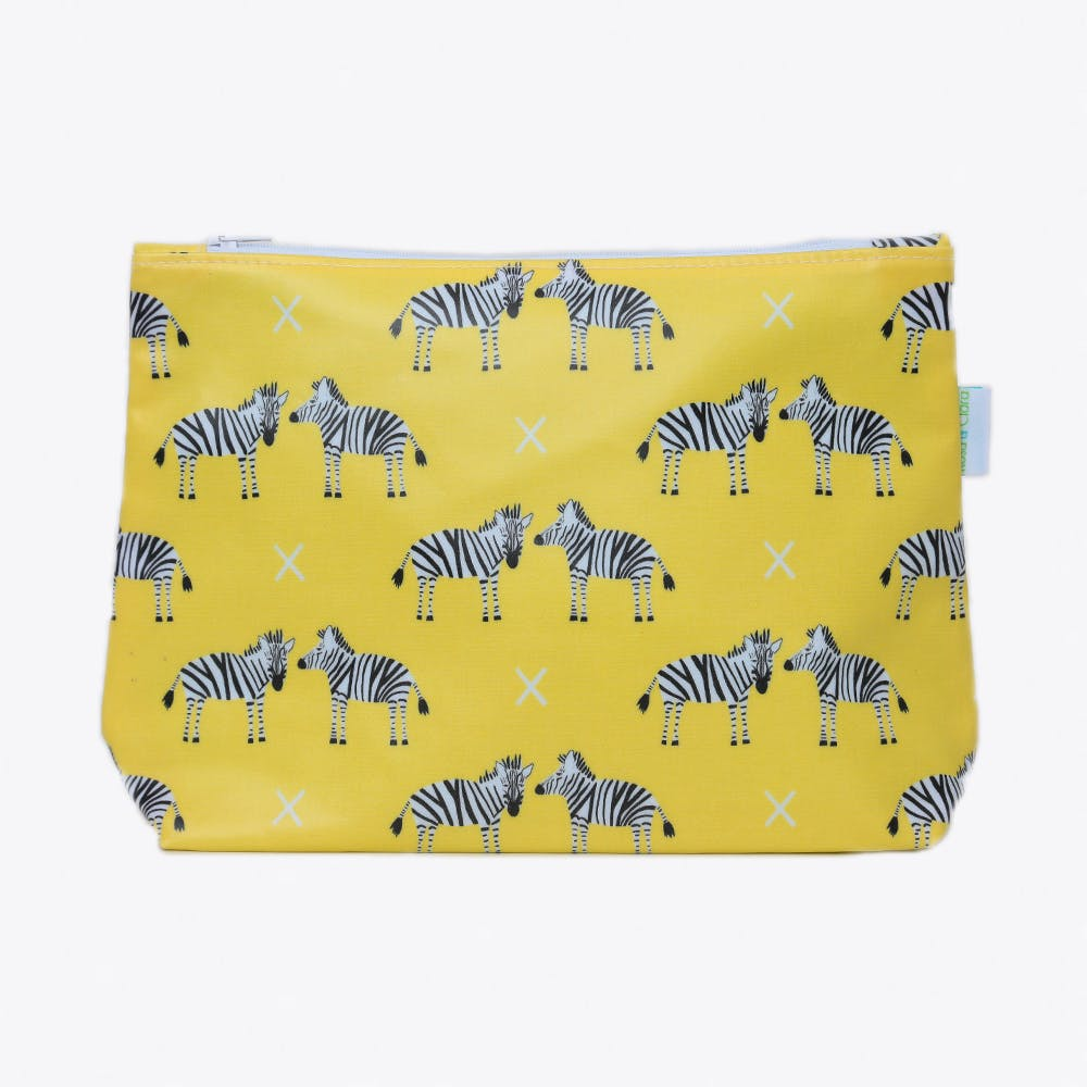 Zebras Washbag, Medium