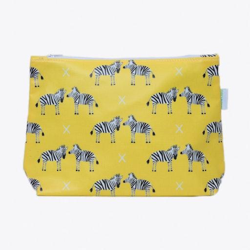 Zebras Washbag, Medium
