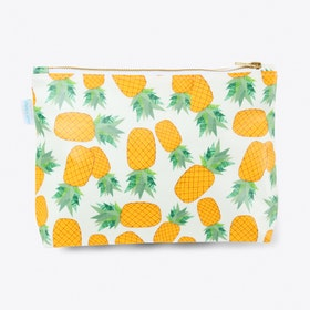 Piña Wash Bag, Medium