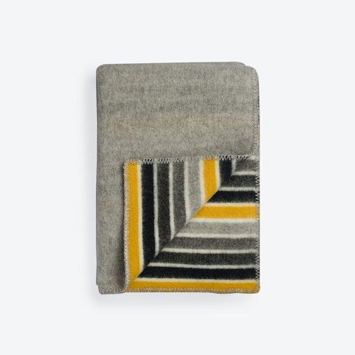 Konfetti Lambswool Rug in Grey