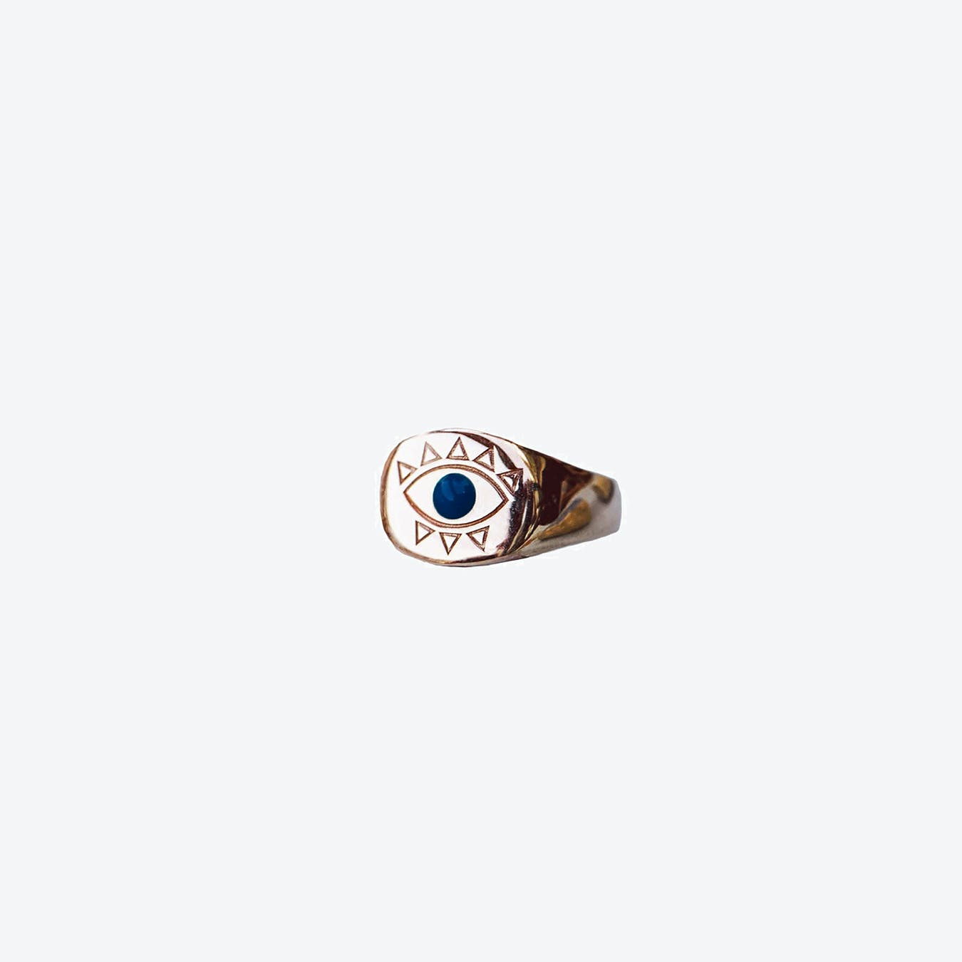 Rose Gold Protector Ring