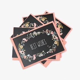 Besh Wishes Cards (Set of 5)