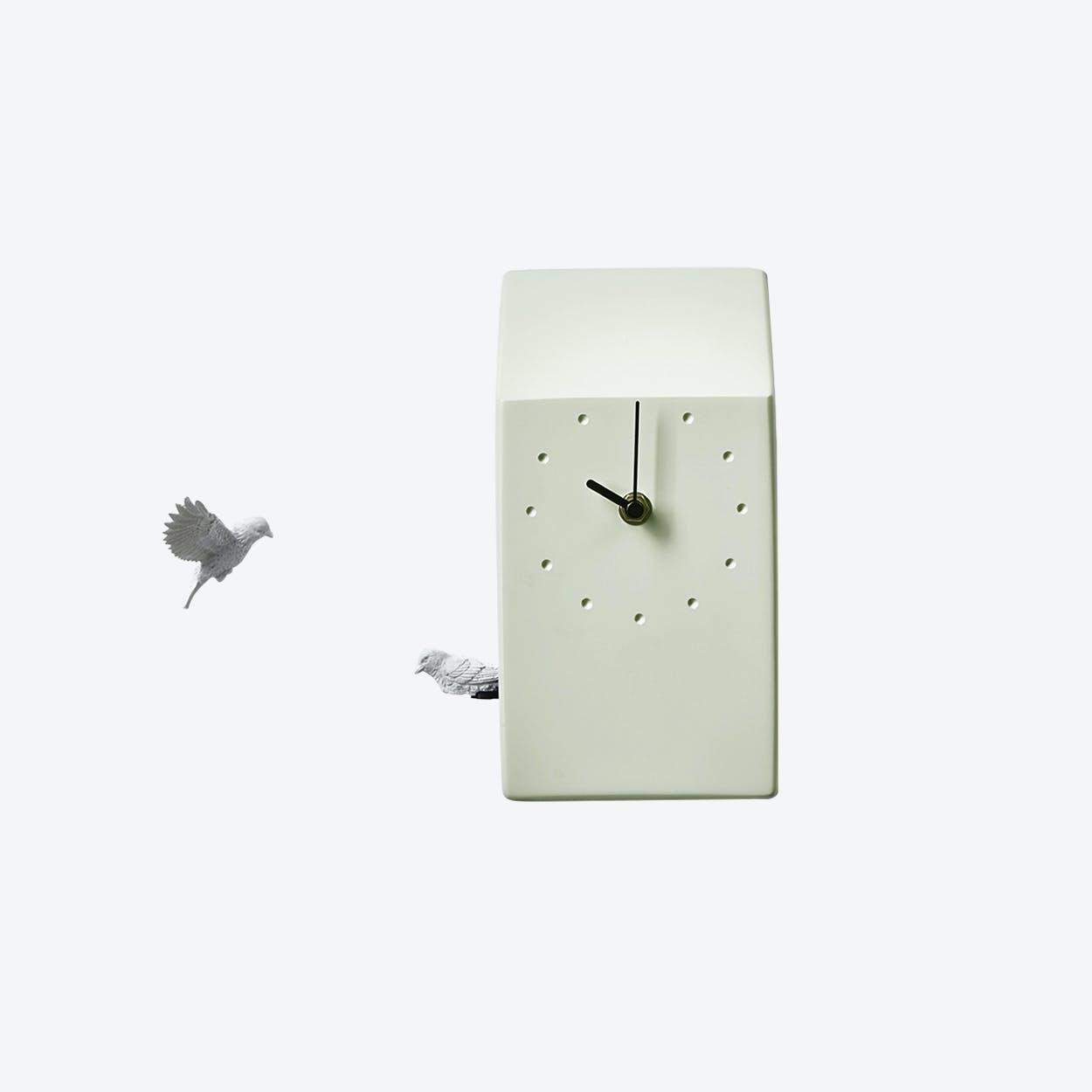 Cuckoo Clock- Home- Green
