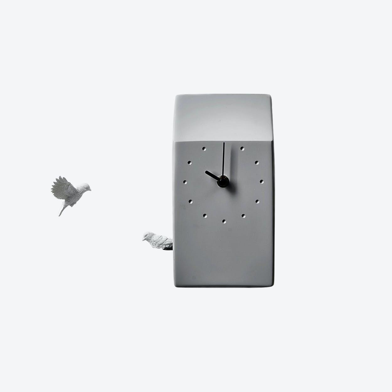Cuckoo Clock- Home- Dark Gray