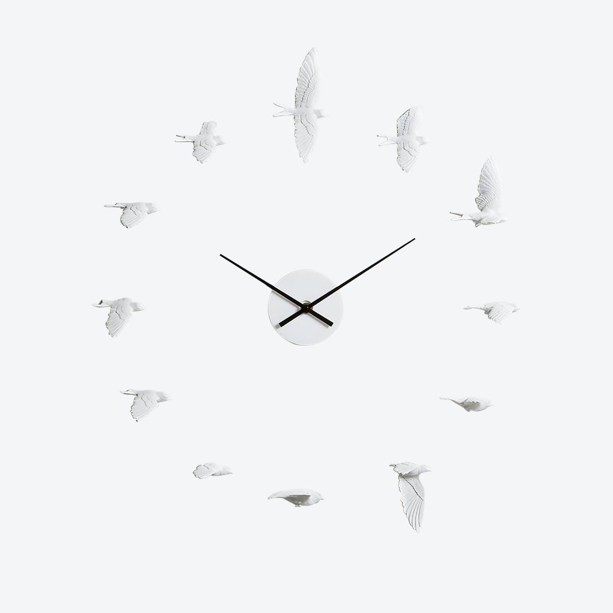 Swallow Clock