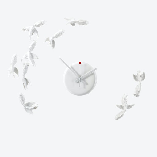 Goldfish Clock