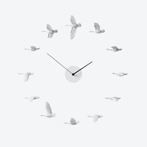 Migrantbird X Clock - O Formation